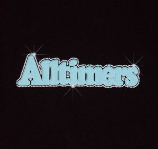 Alltimers Barbay Broadway Logo Tee Black Detail