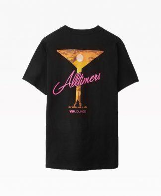Alltimer 3 Amigos T Shirt Black Back