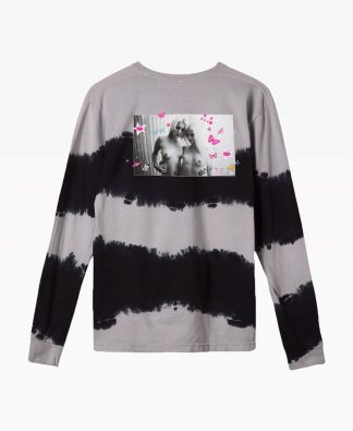 Huf Kei Girls Wash Ls Tee Back