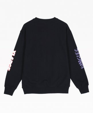 Jungles X Xlarge Relaxed Woman Crewneck Back