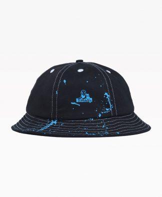 Jungles Paint Splatter Bucket Hat Front