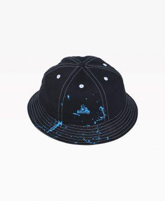 Jungles Paint Splatter Bucket Hat Front2