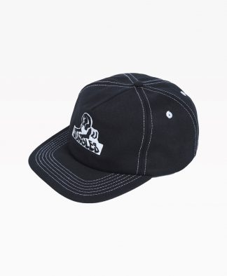 Jungles Sphynx Logo Contrast Hat Front2