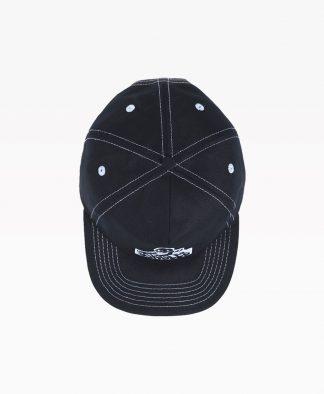 Jungles Sphynx Logo Contrast Hat Front3