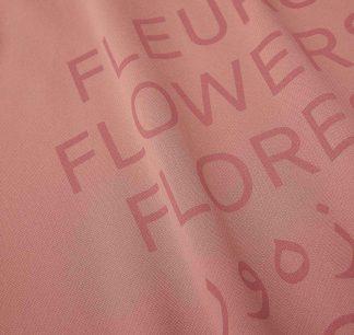 Loreak Mendian Fiori Crewneck Rose Detail3