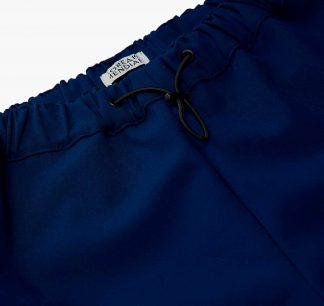 Loreak Mendian Mugi Pants Navy Blue Detail