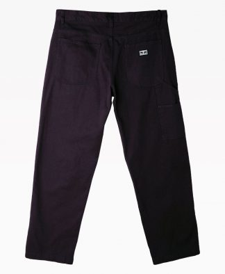 Obey Clothing Hardwork Carpenter Ii Pant Back