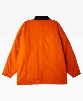 Obey Clothing Hunting Jacket Back