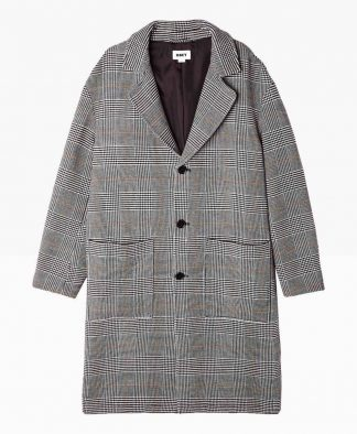 Obey Clothing Order Driver Coat Front