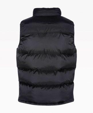 Schott Utahv Vest Black Back