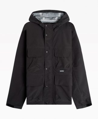 Stussy Solid Taped Seam Jacket Front
