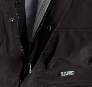 Stussy Taped Seam Jacket Detail