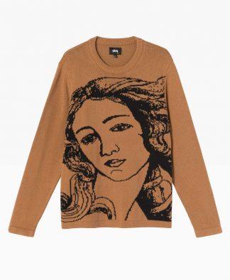 Stussy Venus Sweater Front