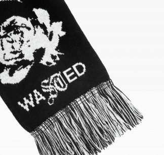 Wasted Faithful Scarf Detail