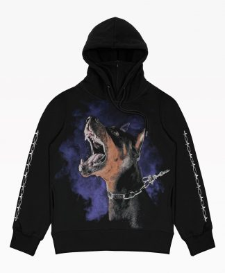 Wasted Rage Hoodie Ii Front