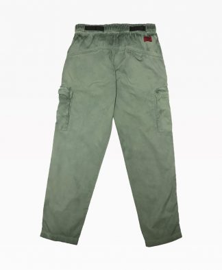 Cat Pants Khaki Back