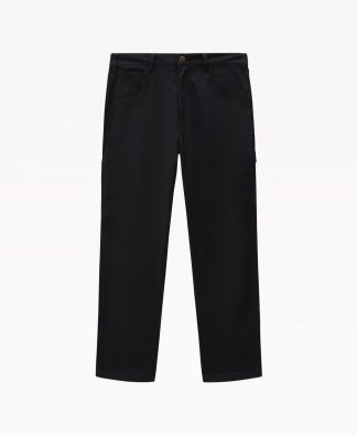 Dickies Fairdale Twill Pant Black Front