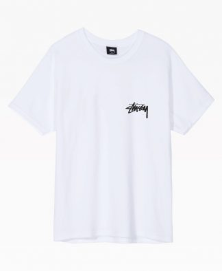 Stussy Design Group 21 Tee White Front