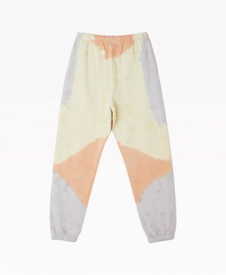 Obey Clothing Sustainable Tie Dye Sweatpant Pheasant Back