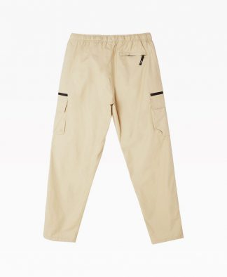 Obey Clothing Warfield Trek Pant Humus Back
