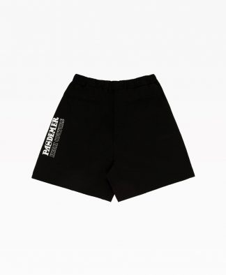 Pas De Mer High Couture Shorts Black Back