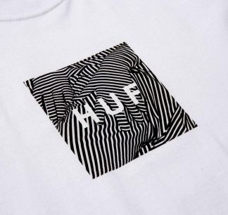 Huf Feels Ss Tee White Detail