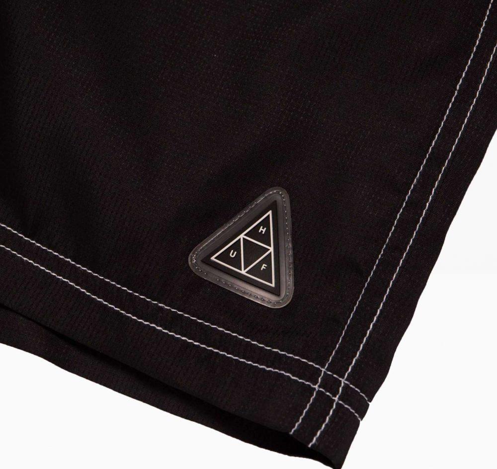 Huf Peak Contrast Short Black Detail