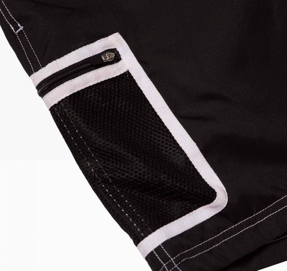 Huf Peak Contrast Short Black Detail2
