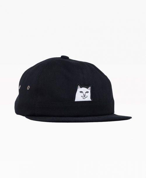 Ripndip Lord Nermal 6 Panel Pocket Hat Front2