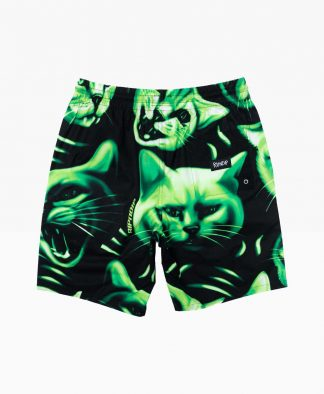 Ripndip Neon Nerm Swim Short Back