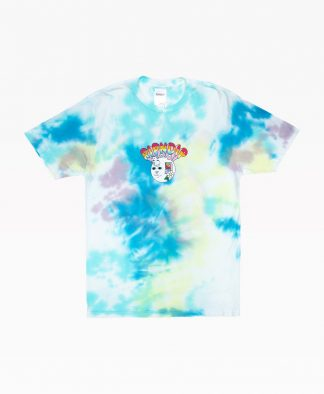 Ripndip Out Of The Box Tee Tie Dye Front