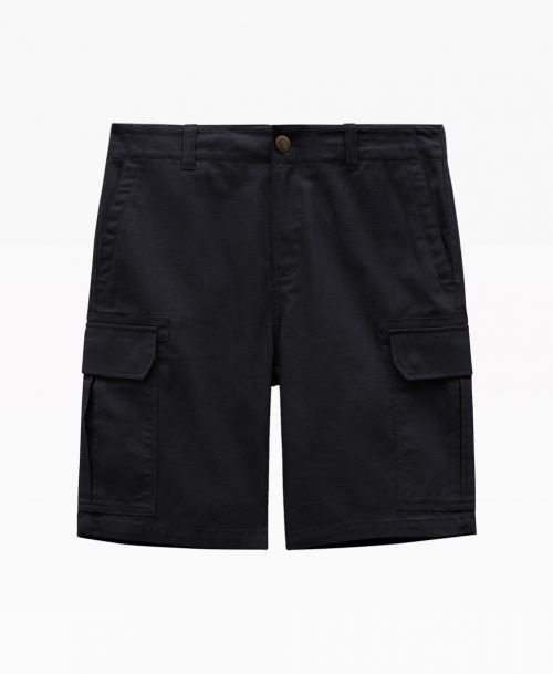 Dickies Millerville Shorts Black Front