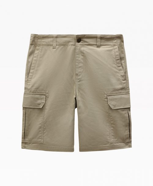 Dickies Millerville Shorts Khaki Back
