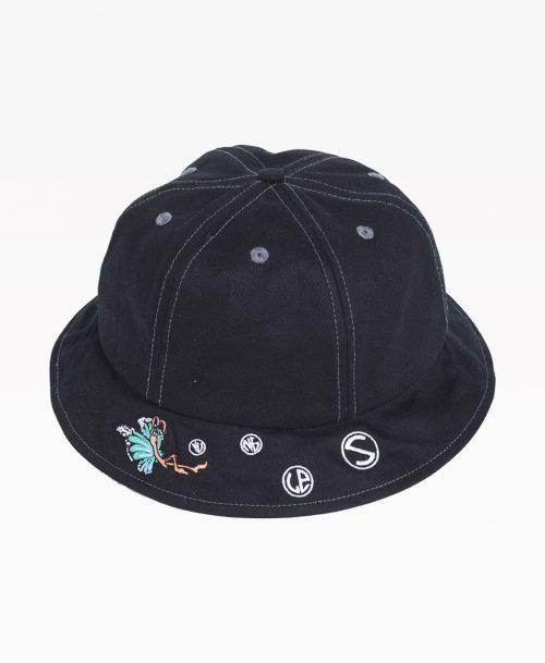 Jungles Butterfly Guy Bucket Hat 2