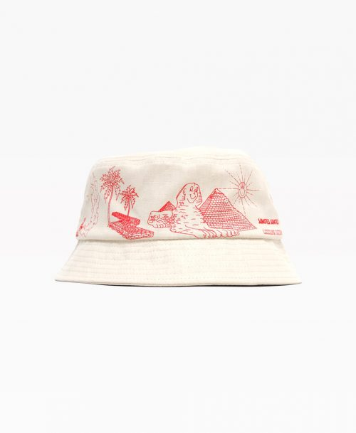 Jungles Paradise Plateau Bucket Hat 3