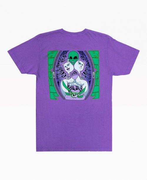 Ripndip Firewire Light Purple Tee